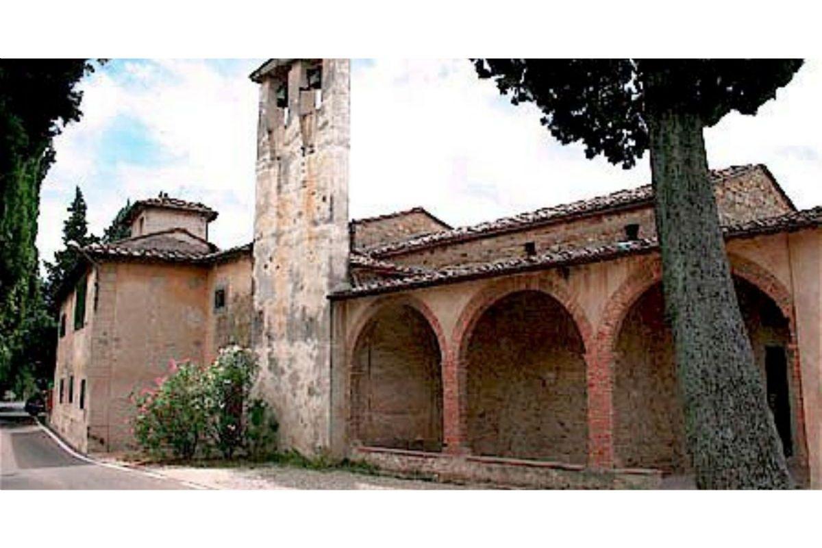 Il Romanico Pisano nel Chianti