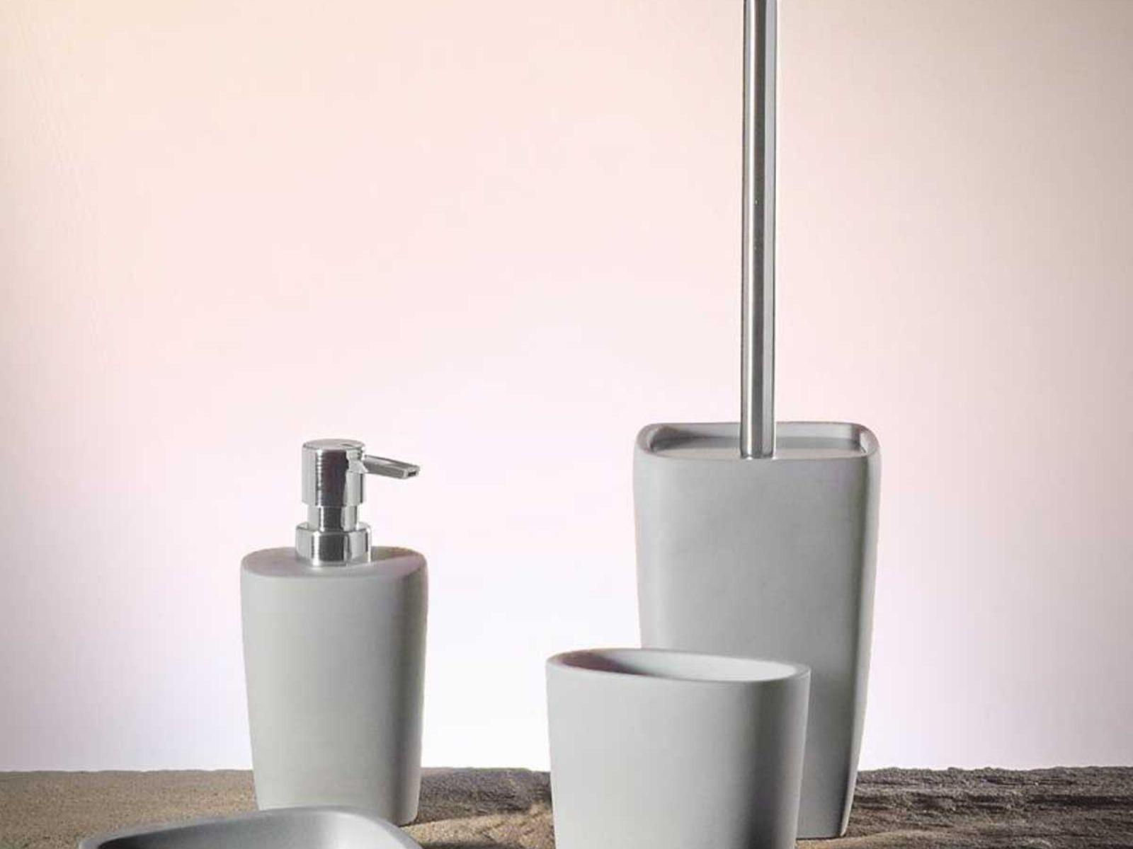 Set accessori bagno horus metaform