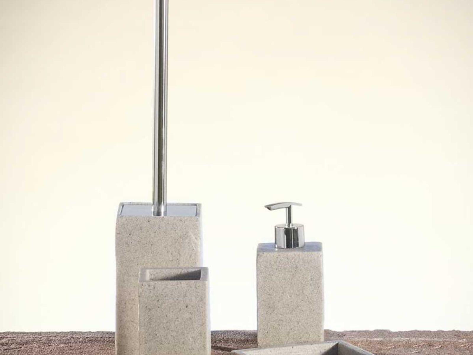 Set accessori bagno rosso: catalogo prezzi accessori bagno design ...