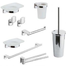 Accessori bagno movin la semplicit della bellezza - Capannoli accessori bagno ...
