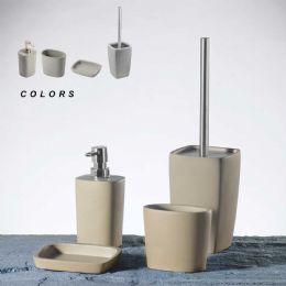 Set accessori bagno da appoggio raccordi tubi innocenti - Set accessori bagno da appoggio ...