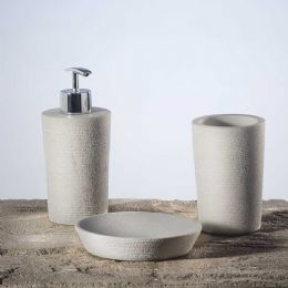 Set accessori bagno Nubia