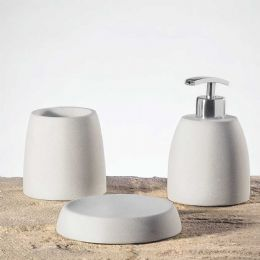 Set accessori bagno Namib