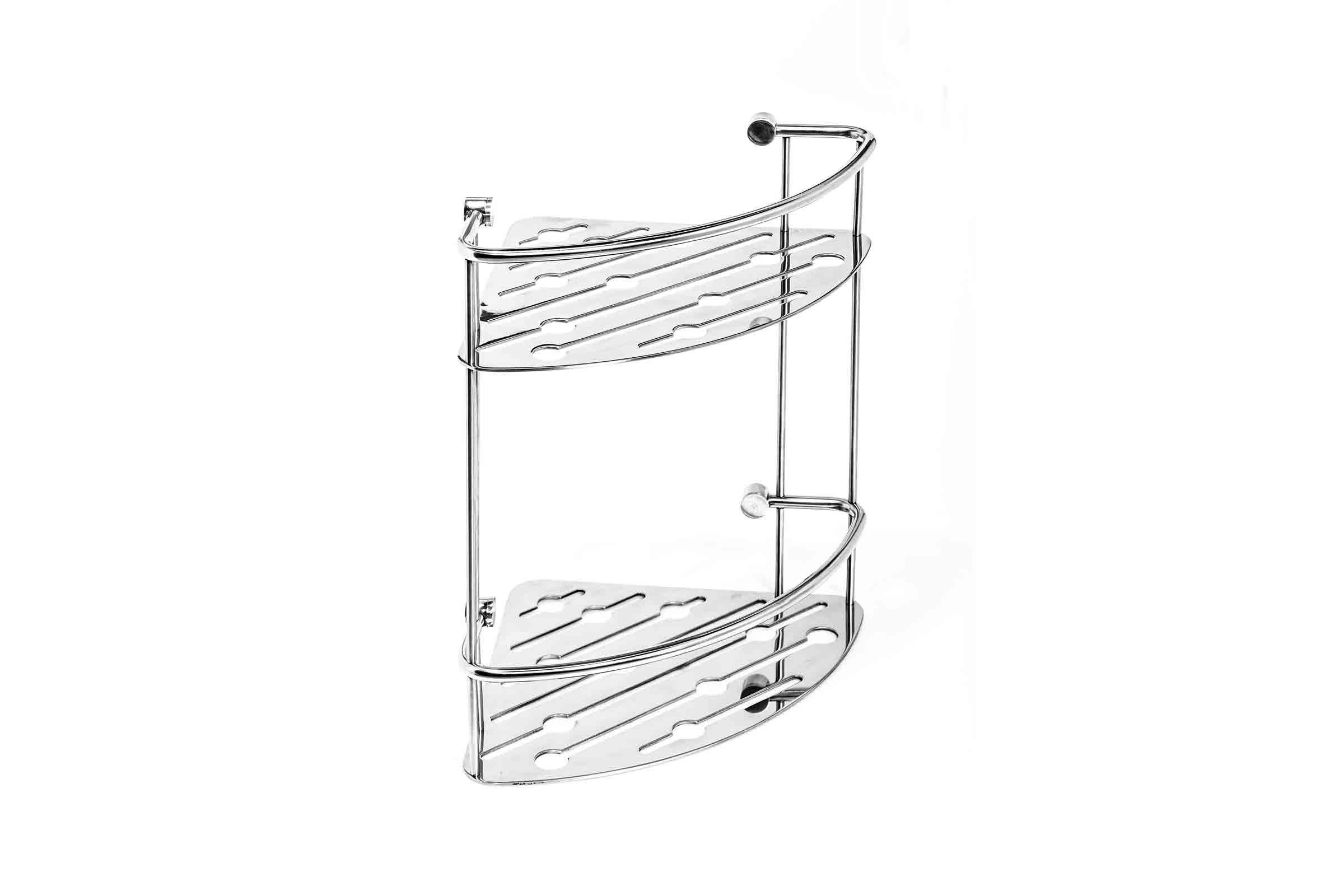 Angolare doccia accessori bagno raccordi tubi innocenti - Accessori doccia portaoggetti ...