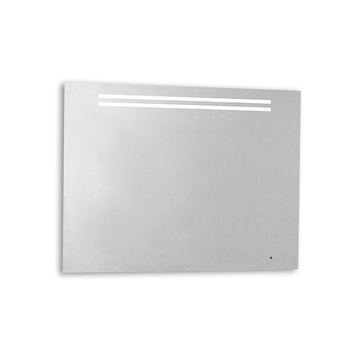 Specchio con illuminazione led integrata e interruttore - Specchio con luci ...