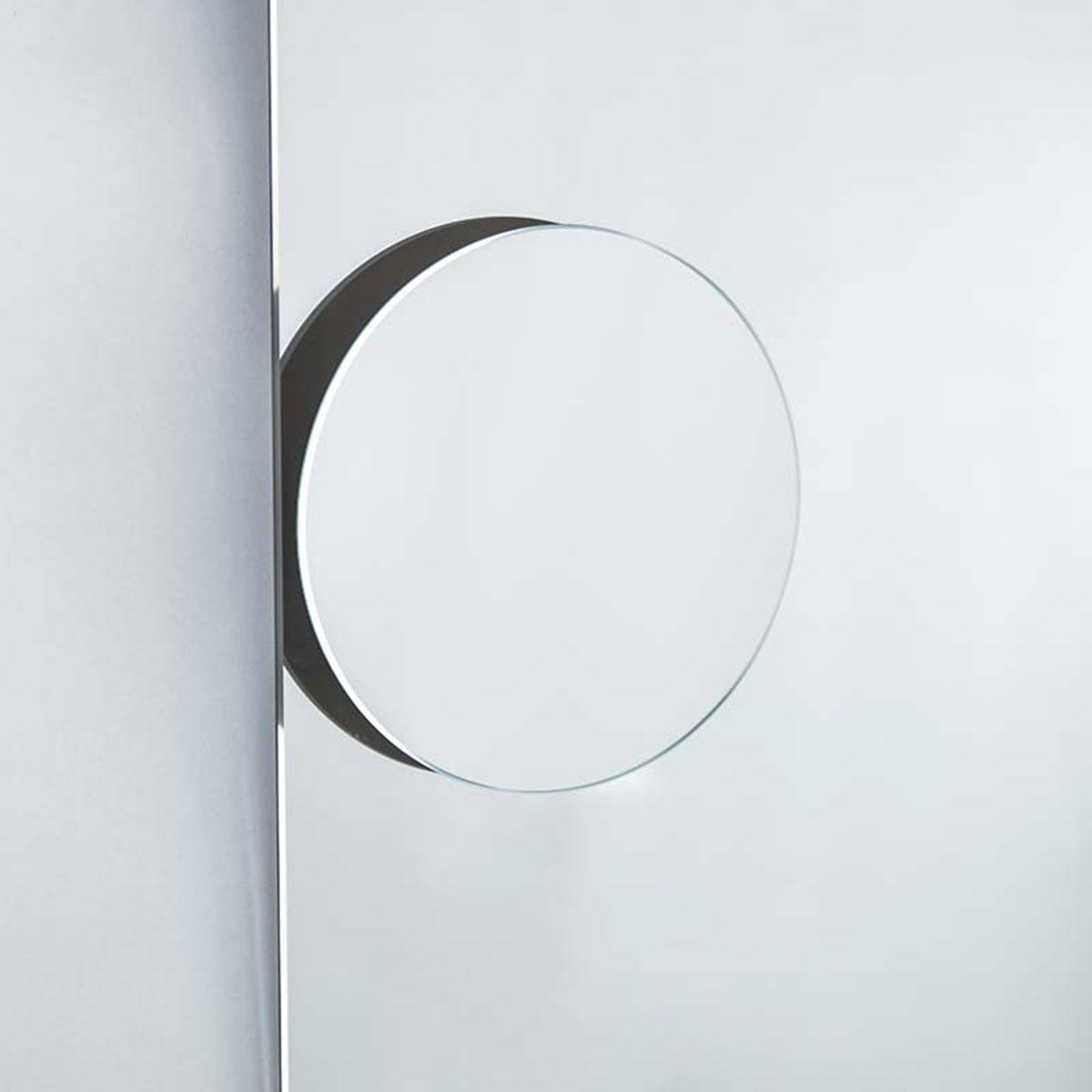 Specchio ingranditore da bagno a calamita ingrandimento 2x bottiglioni - Specchio ingranditore bagno ...