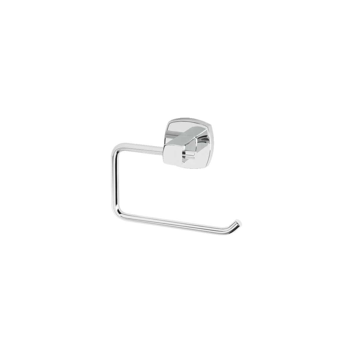Accessori Bagno Tl Bath : Porta rotolo aperto q line metaform