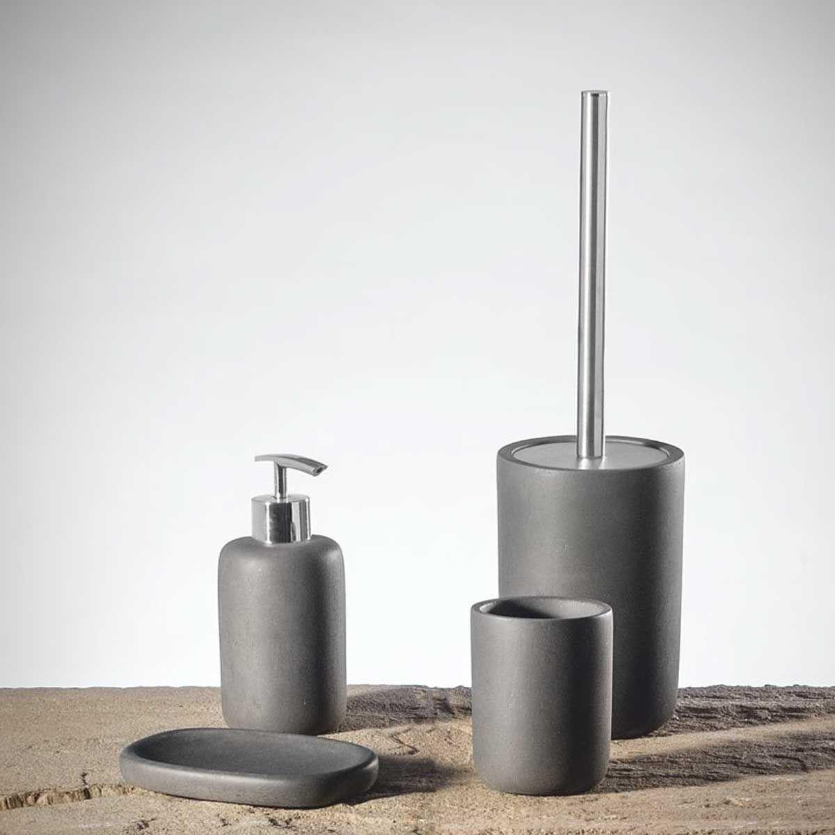 Set accessori bagno piedra metaform - Capannoli accessori bagno ...