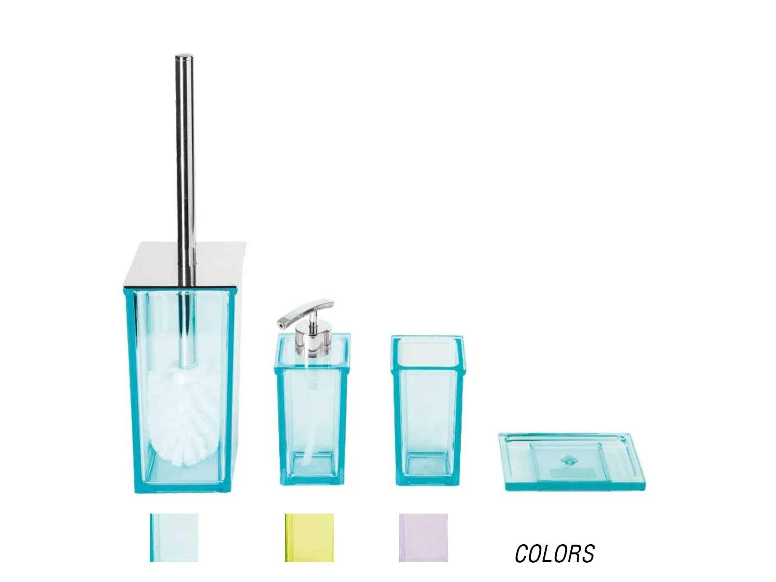 Set accessori bagno Ella Metaform
