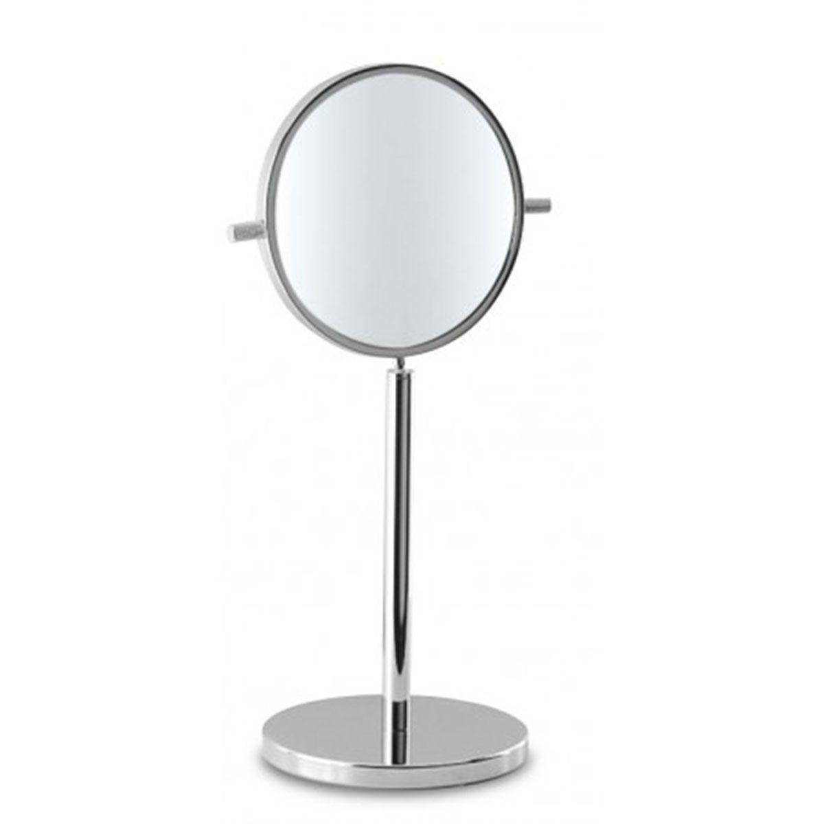 Specchio Ingranditore Da Bagno.Specchio Ingranditore Da Bagno Da Appoggio Estraibile Bottiglioni
